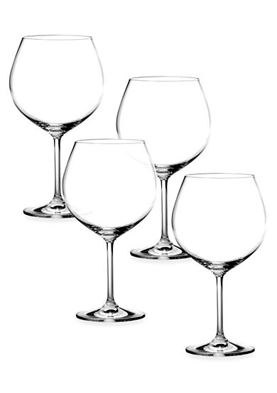 Marquis by Waterford Vintage Set of 4 All Purpose Red Wine Glasses