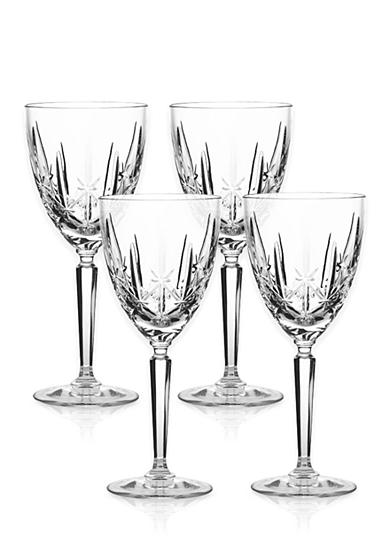 Marquis by Waterford Sparkle Oversized Goblets, Set of 4