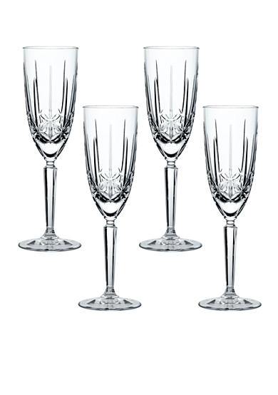 Marquis by Waterford Sparkle Flutes - Set of 4