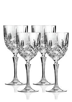 Marquis by Waterford Markham Set of 4 Wine Glasses