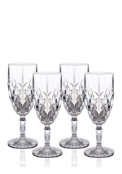 Marquis by Waterford Brookside Iced Beverage Set of 4