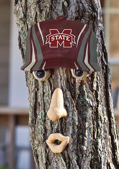 Mississippi State Bulldogs Tree Face