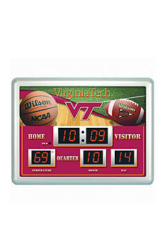 Evergreen Virginia Tech Hokies Scoreboard Clock - Online Only
