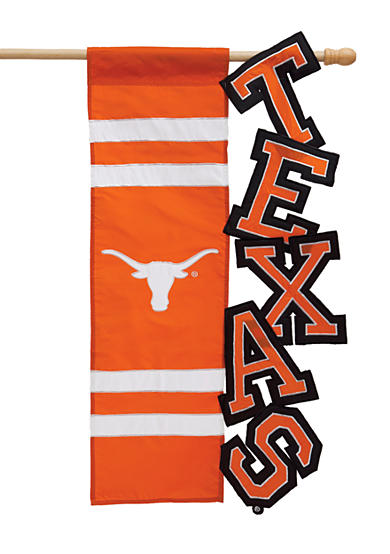Texas Longhorns Large House Flag