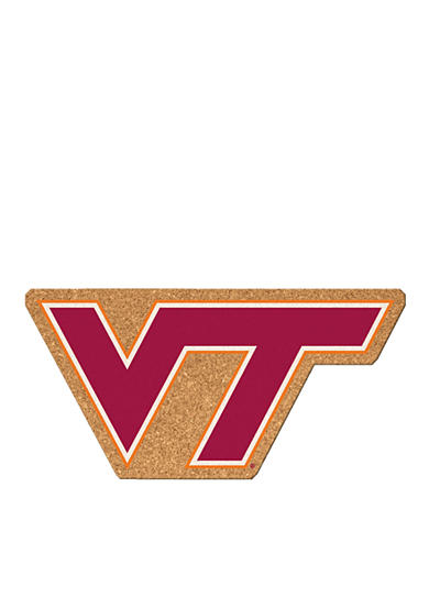 Virginia Tech Hokies Cork Board