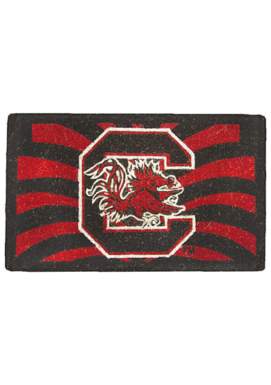 South Carolina Gamecocks Coir Mat