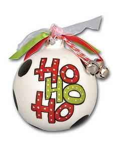 Magnolia Lane 3.5-in. 'Ho Ho Ho' Ornament