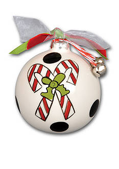 Magnolia Lane 3.5-in. Candy Cane Ornament