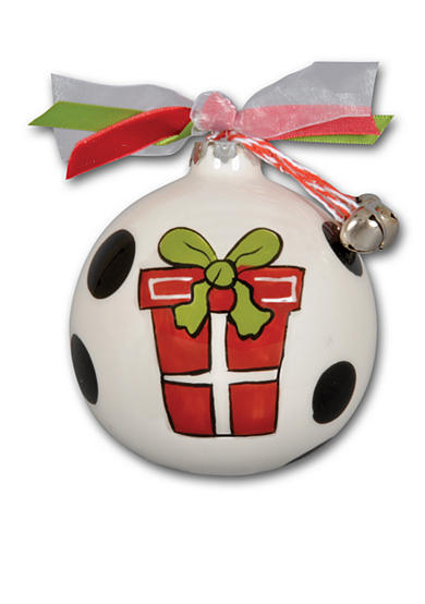 Magnolia Lane 3.5-in. Gift Ornament