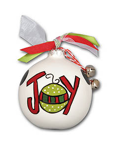 Magnolia Lane 3.5-in. 'Joy' Ornament