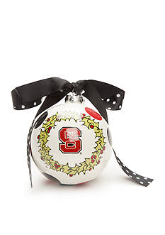 Magnolia Lane 4-in. University of Alabama 'Deck the Halls' Ball Ornament