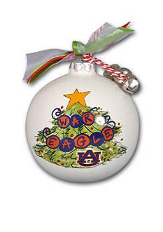 Magnolia Lane 3.5-in. Auburn University Christmas Tree Ornament