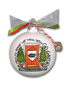 Magnolia Lane 3.5-in. University of Florida My House Ball Ornament