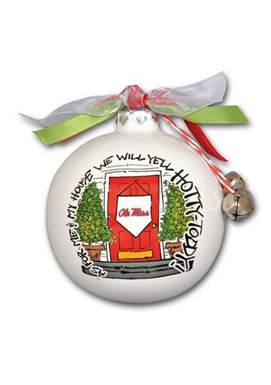 College Christmas Ornaments Belk