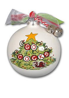 Magnolia Lane 3.5-in University of South Carolina Christmas Tree Ornament