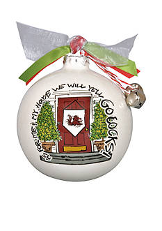 Magnolia Lane 3.5-in. University of South Carolina My House Ball Ornament