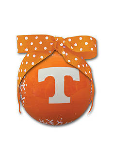 Magnolia Lane 4-in. University of Tennessee Snowflake Ball Ornament