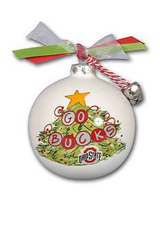 Magnolia Lane 3.5-in Ohio State University Christmas Tree Ornament