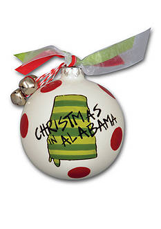 Magnolia Lane 3.5-in. 'Christmas in Alabama' Ornament