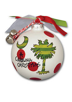 Magnolia Lane 3.5-in. 'A Carolina Christmas' Ornament