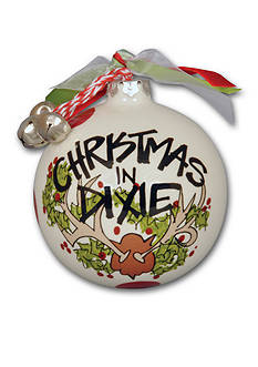 Magnolia Lane 3.5-in. 'Christmas in Dixie' Ornament