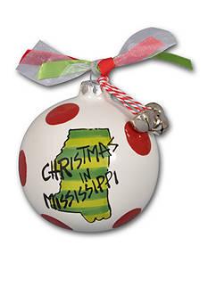 Magnolia Lane 3.5-in. 'Christmas in Mississippi' Ornament