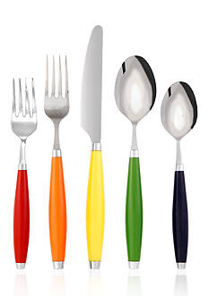 Fiesta® Brights 20-Piece Flatware Set