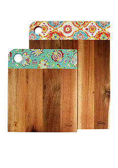 Fiesta 2-Piece Decal Cutting Board