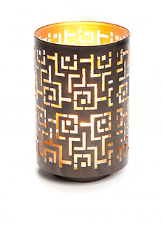 Elements Small Black Greek Luminary