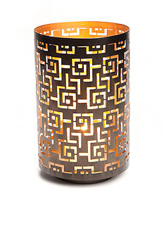 Elements Meduim Black Greek Luminary