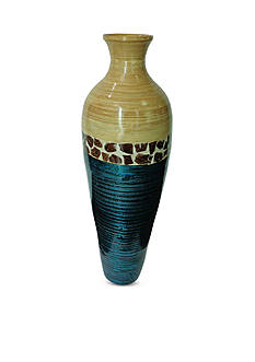 Elements 26-in. Bamboo Vase
