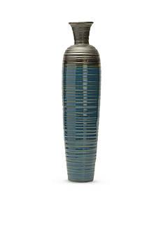 Elements 17.3-in. Fade Shoulder Ceramic Vase