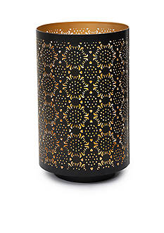 Elements Medium Floral Luminary