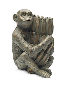 Bombay 13-in. Resin Monkey Table Figurine