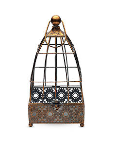 Elements 15-in. Metal Birdcage
