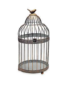 Elements 20-in. Round Metal Birdcage