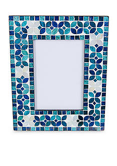 Elements 4x6 Mosaic Glass Frame