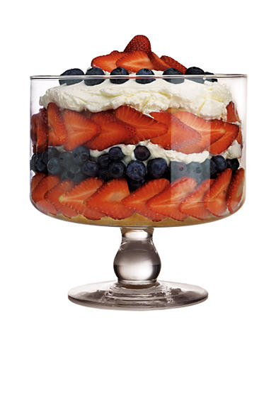 Home Accents® Trifle Bowl