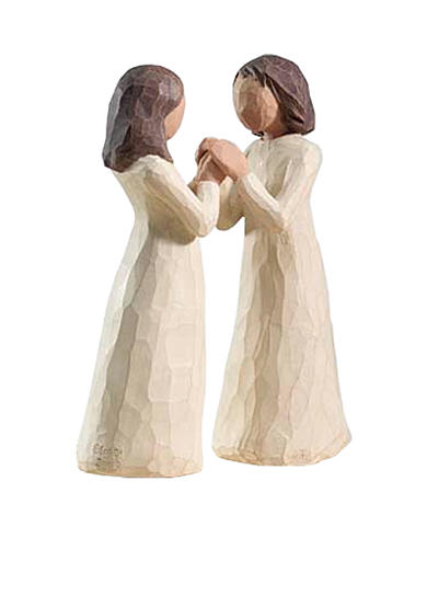 Willow Tree® Sisters by Heart Figurine