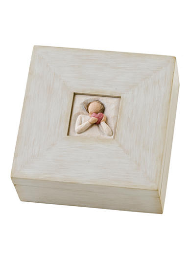 Willow Tree&reg; From The Heart Memory Box<br>