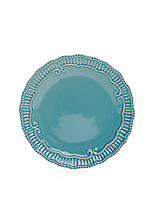 Capri Aqua Salad Plate 9-in.