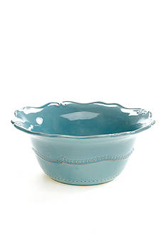 Home Accents CAPRI AQUA SERVE BWL