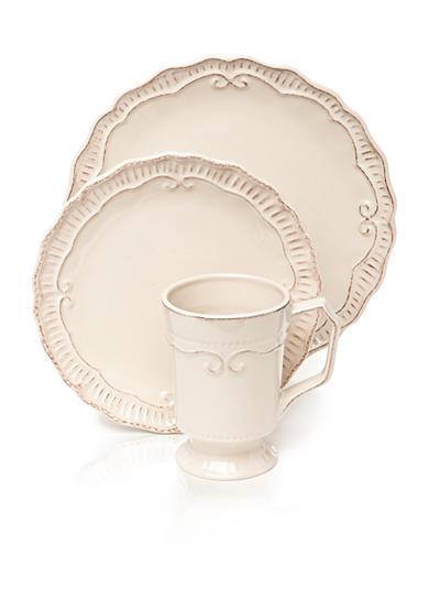 Home Accents® Capri Sand Dinnerware Collection