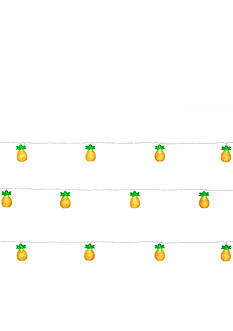 Order™ Home Collection 10-ft. Large Pineapple LED String Lights