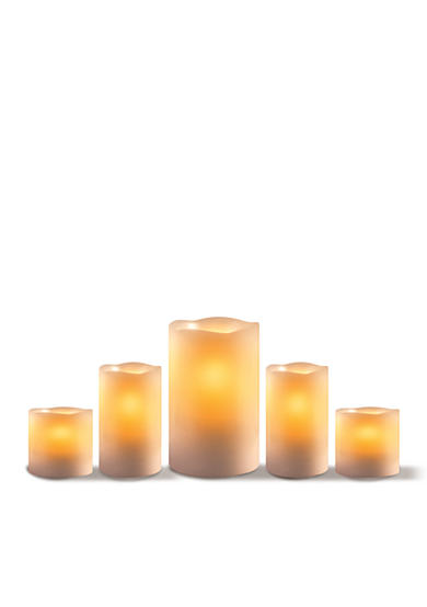 Order Home Collection 5 Pack Large Flameless Candle Belk