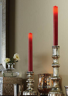Order™ Home Collection 2-Pack Flameless Tapered Candles
