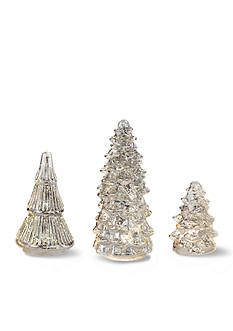 Order™ Home Collection 3-Pack LED Christmas Tree Set