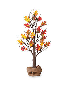 Order™ Home Collection 2-ft. LED Harvest Tree