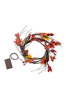 Order™ Home Collection 6-ft. Harvest LED Garland
