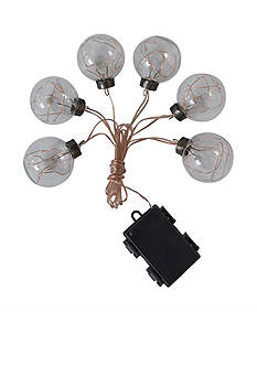 Order™ Home Collection 10-ft. Novelty Copper LED Micro String Lights